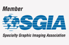 SGIA Membership Badge